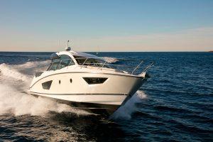 navigazione con Beneteau Gran Turismo 50 Hard top