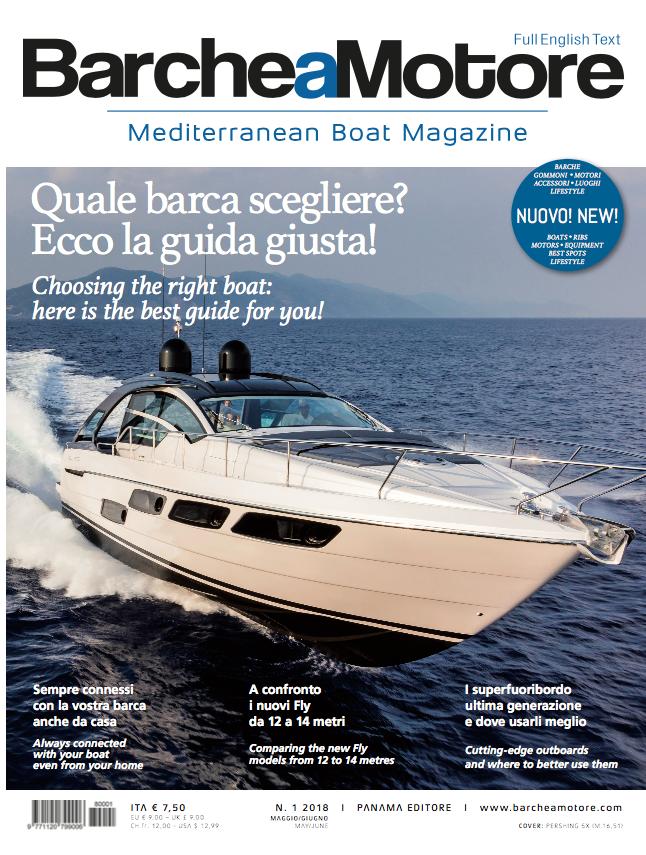 Barche a Motore – N° 1