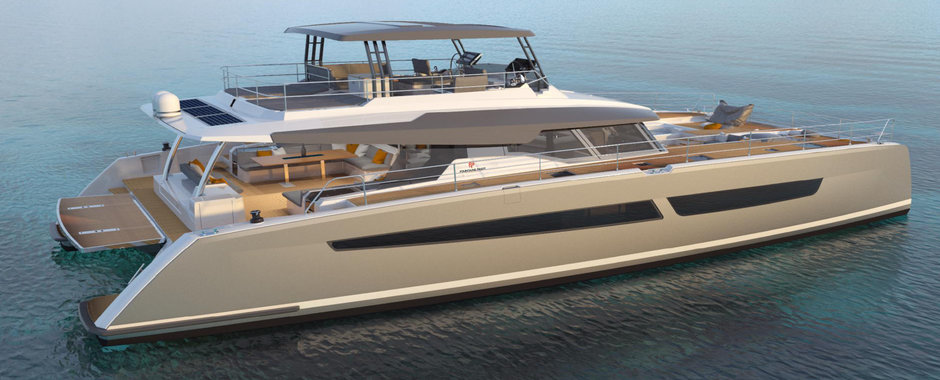 Fountaine Pajot MY 68