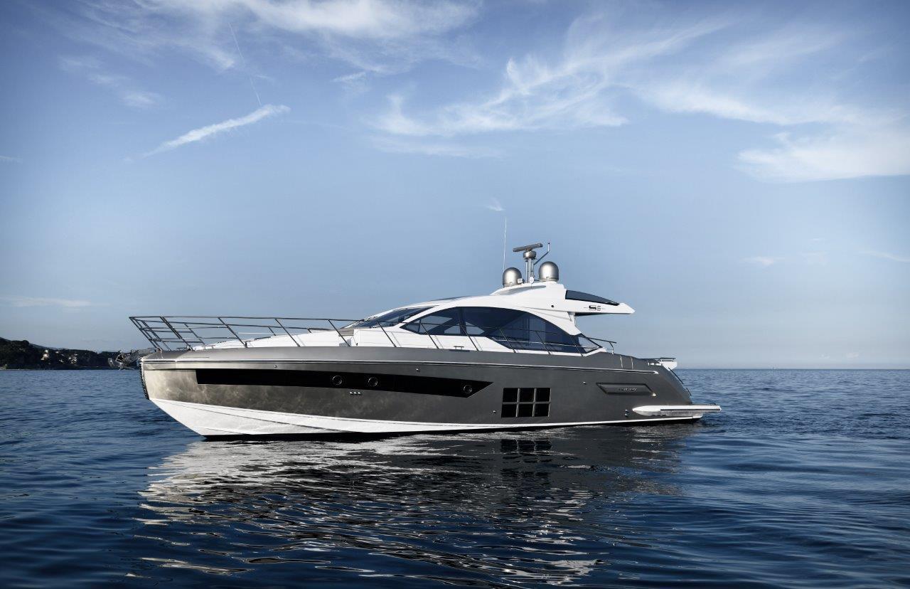 Sunseeker yacht motorboot boatshop