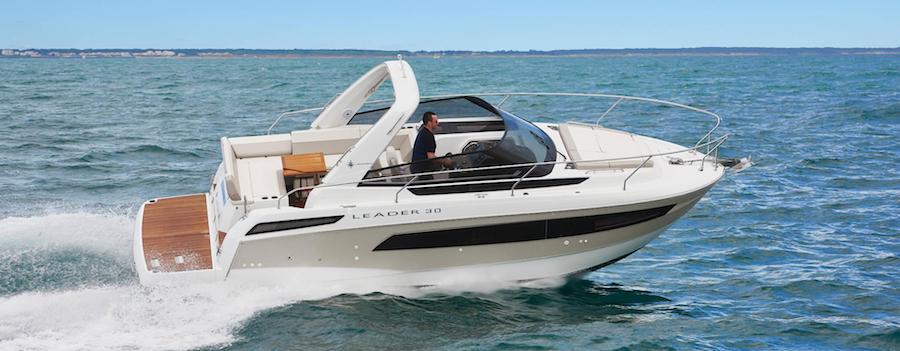 JEANNEAU leader 30 barche