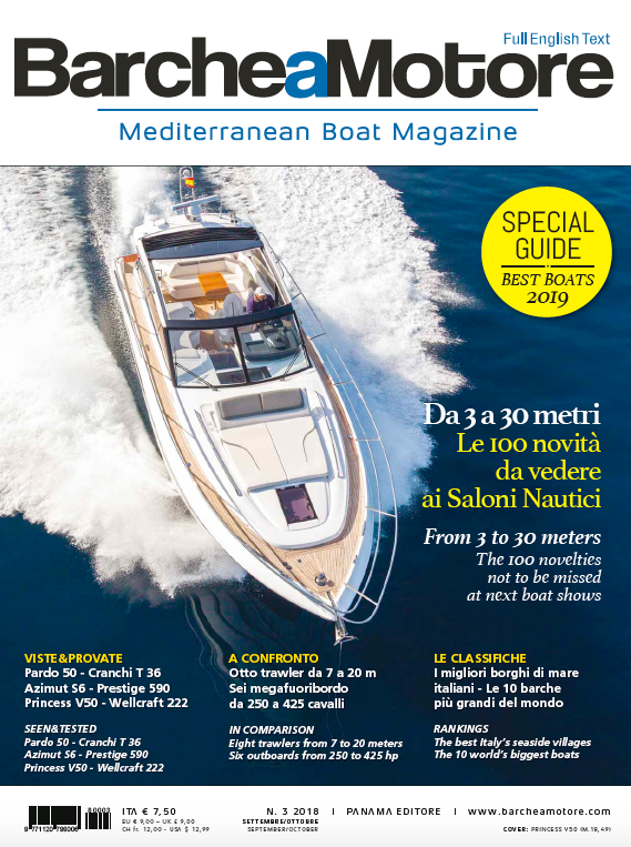 Barche a Motore – N° 3