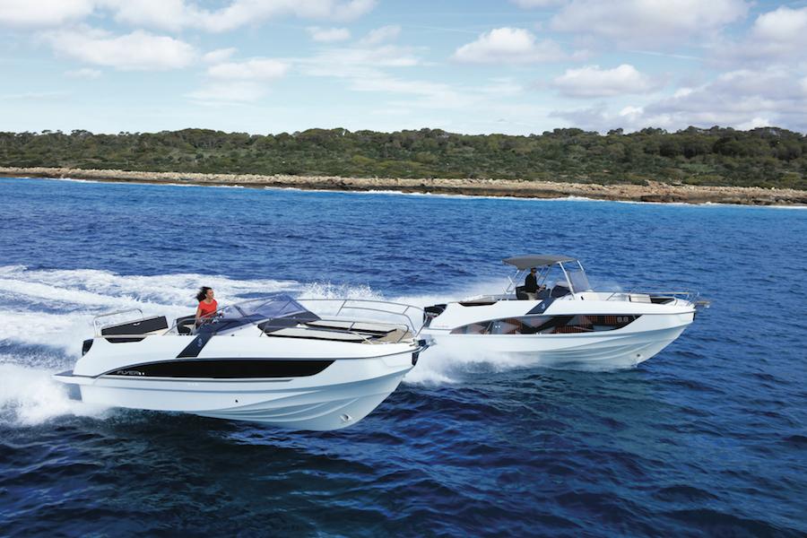 Barche a motore Beneteau Flyer 8