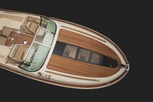 corsair 34 barche a motore