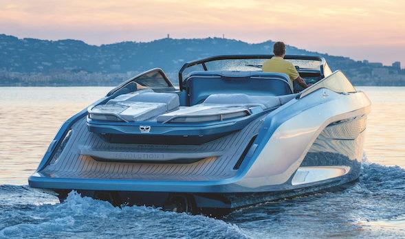 Barche a motore princess r35
