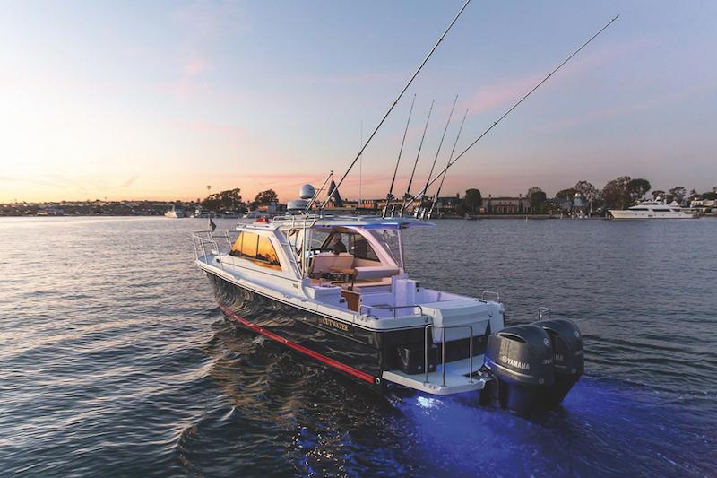 Cutwater_C302 barche a motore