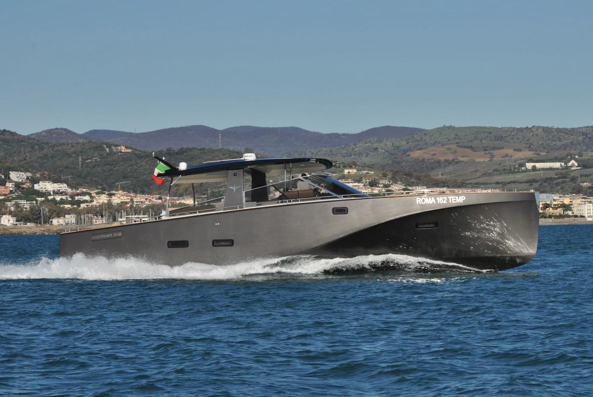 HEron yacht barche a motore