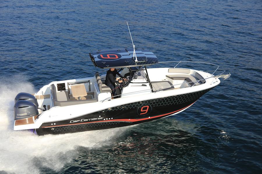 barche a motore Jeanneau Cap Camarat 9.0