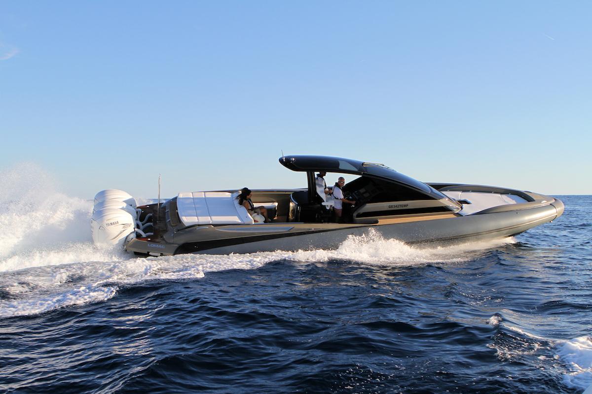 Lomac Gran Turismo barche a motoreLomac Gran Turismo barche a motore