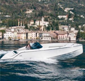 barche a motore scafo med boat