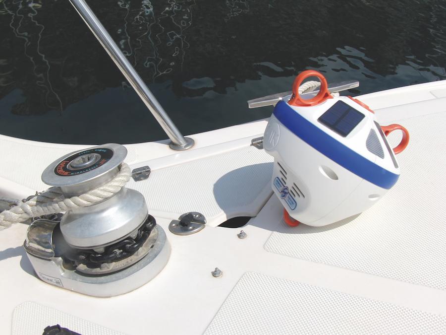 barche a motore ormeggio Clik