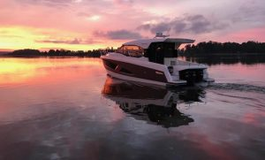 Parker Monaco 110 barche a motore 1