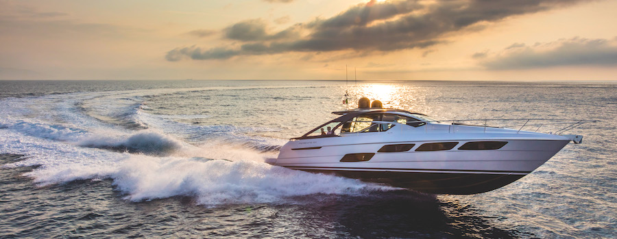 Pershing 5X barche a motore