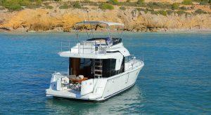 beneteau barche a motore swift trawler 35 1