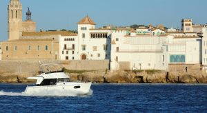 beneteau swift trawler 35 barche a motore