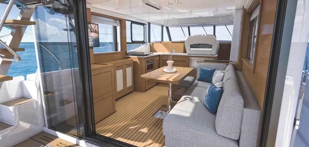 swift trawler 47 barche a motore 4