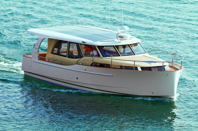 Barche greenline 33