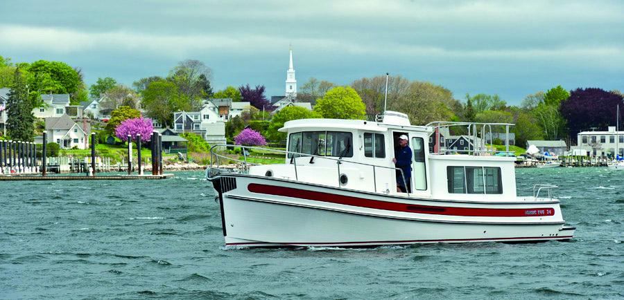 barche nordic tug 34