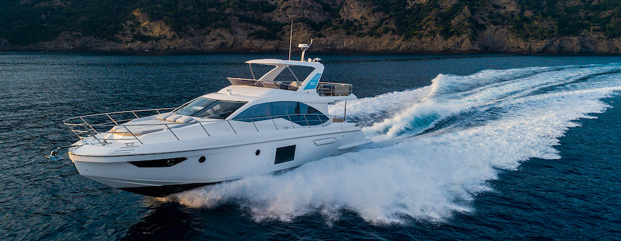 AZIMUT 55 FLY Barche cover