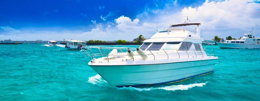 barca a motore a noleggio