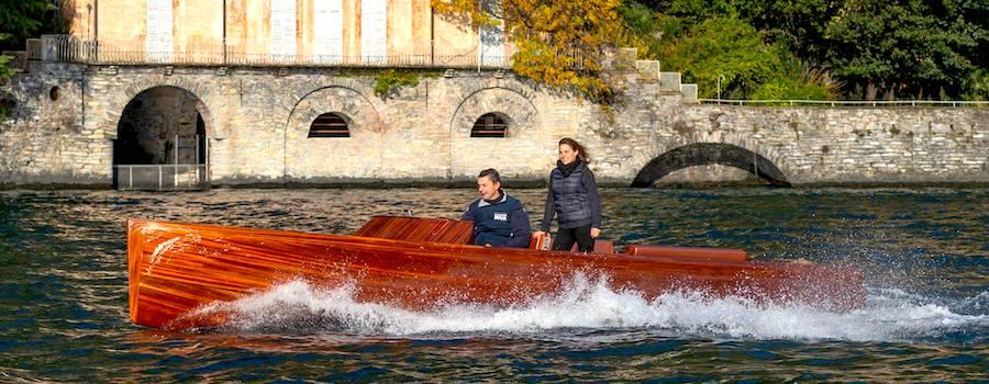 Ernesto Riva Boat