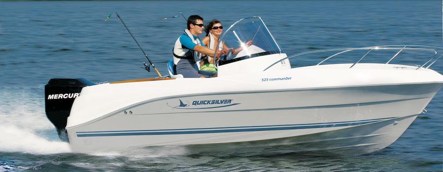 Barche usate Quicksilver 525 Commander