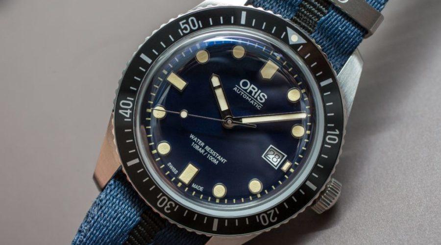 Oris Watch Divers Original e Sixty Five