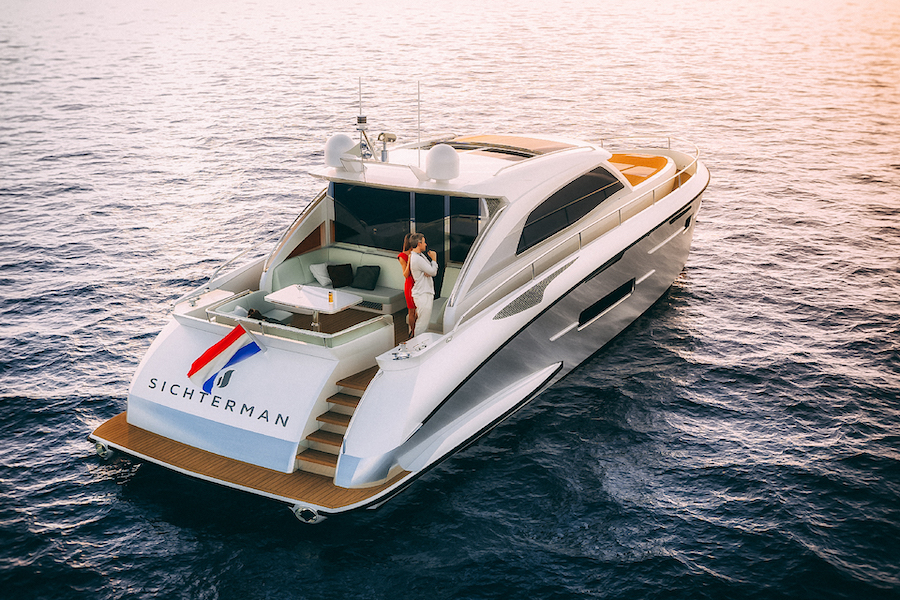 Sichterman Yachts. Fonte immagine: yachtharbour.com