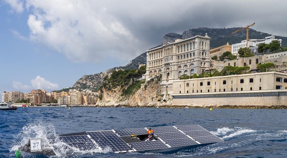 Monaco Solar & Energy Boat Challenge 2018 - Foto Carlo Borlenghi