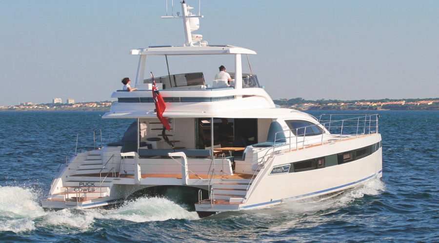 barche catamarani