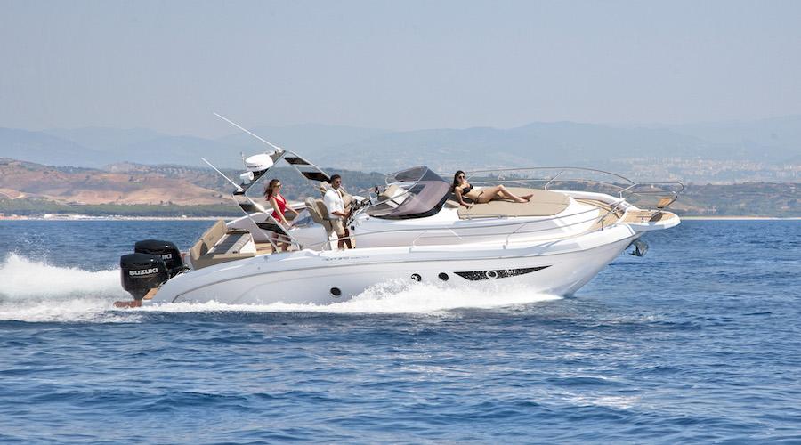 barca ranieri executive next 370