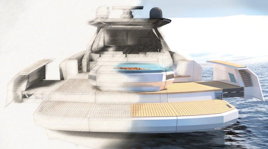 Evo R6 pronto per il Cannes Yachting Festival