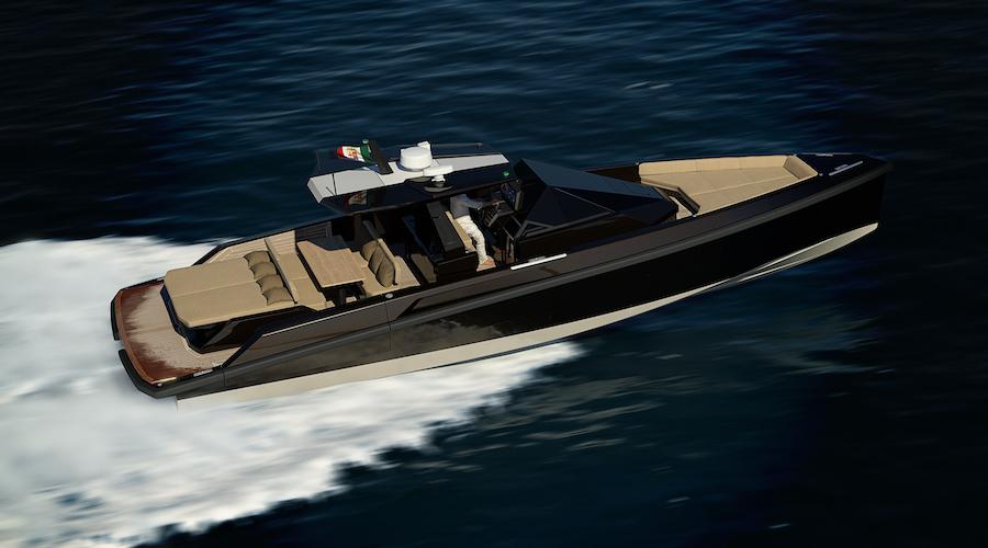 barche Il nuovo Wallytender 48