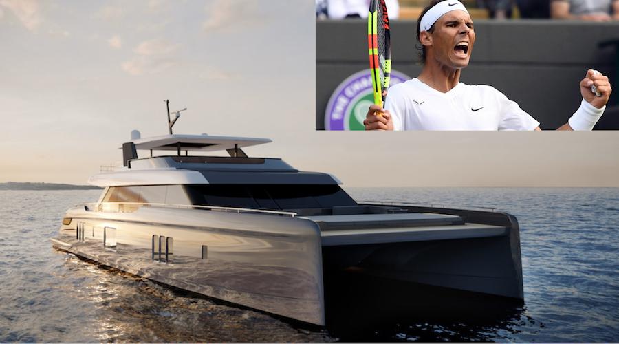 nadal yacht