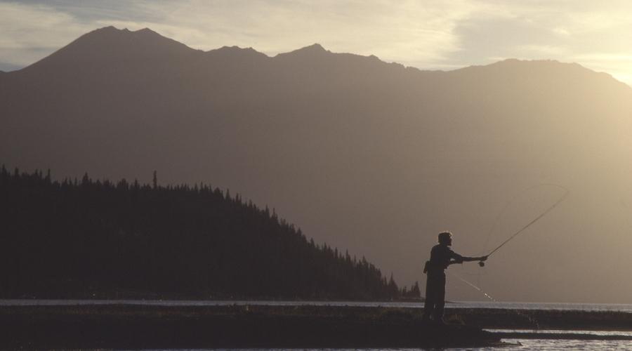 pesca in alaska