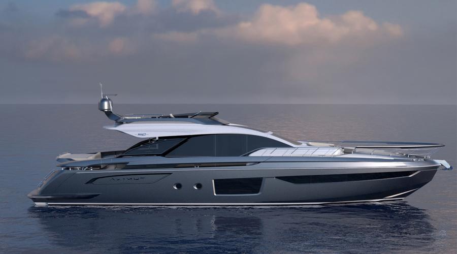 Barche a Motore   Mediterranean Boat Magazine