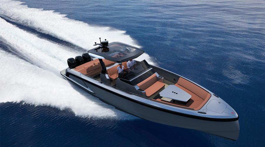 Vanquish Yachts VQ40