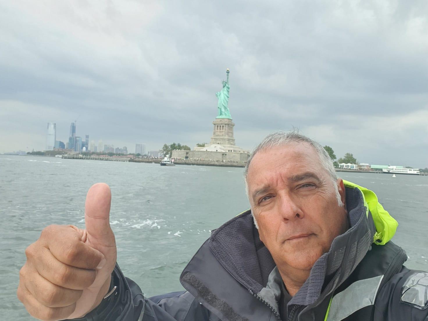 Sergio Davì a New York
