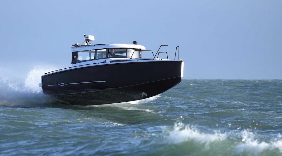 XO Boats 360 Cabin