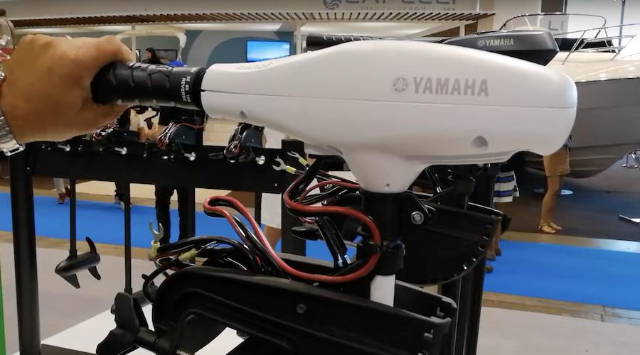 Fuoribordo elettrico Yamaha