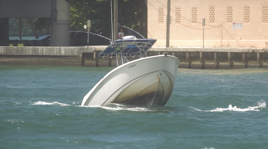 Stabilizzatori barca