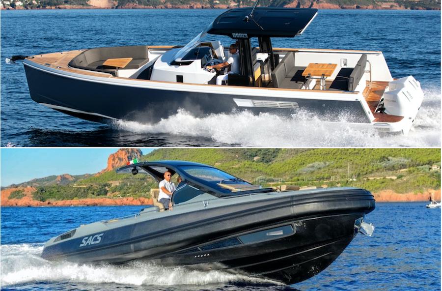 barca open 12 metri