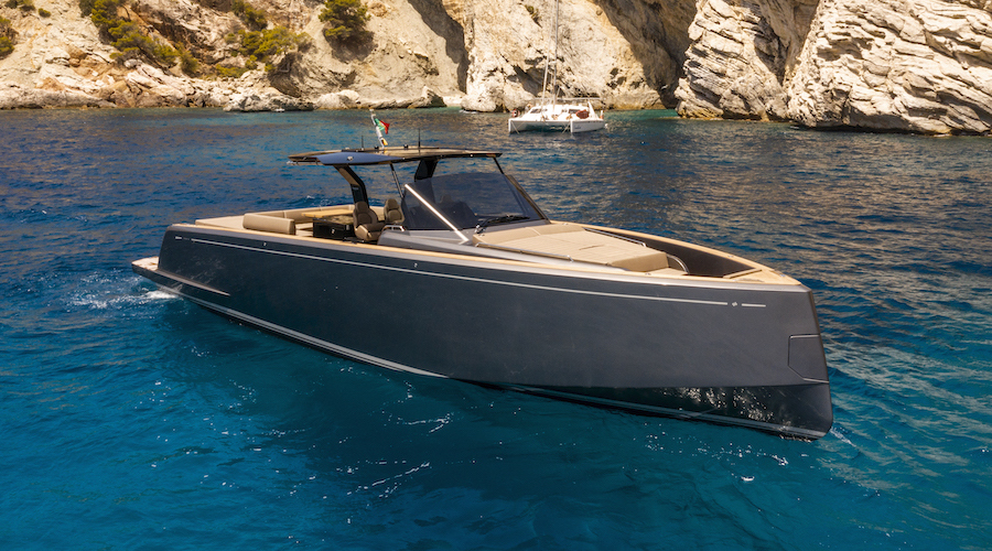 Pardo 50 Yachts