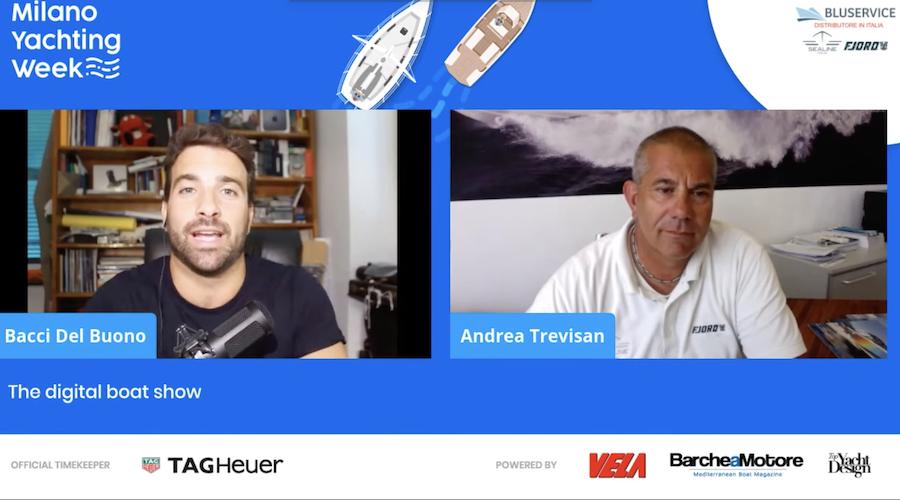 intervista milano yachting week
